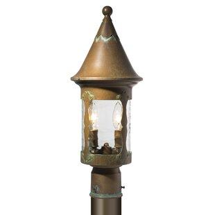 Atalaya Cottage 3-Light Lantern Head by Loon Peak
