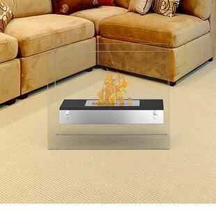 Vista Portable Bio Ethanol Tabletop Fireplace by Regal Flame