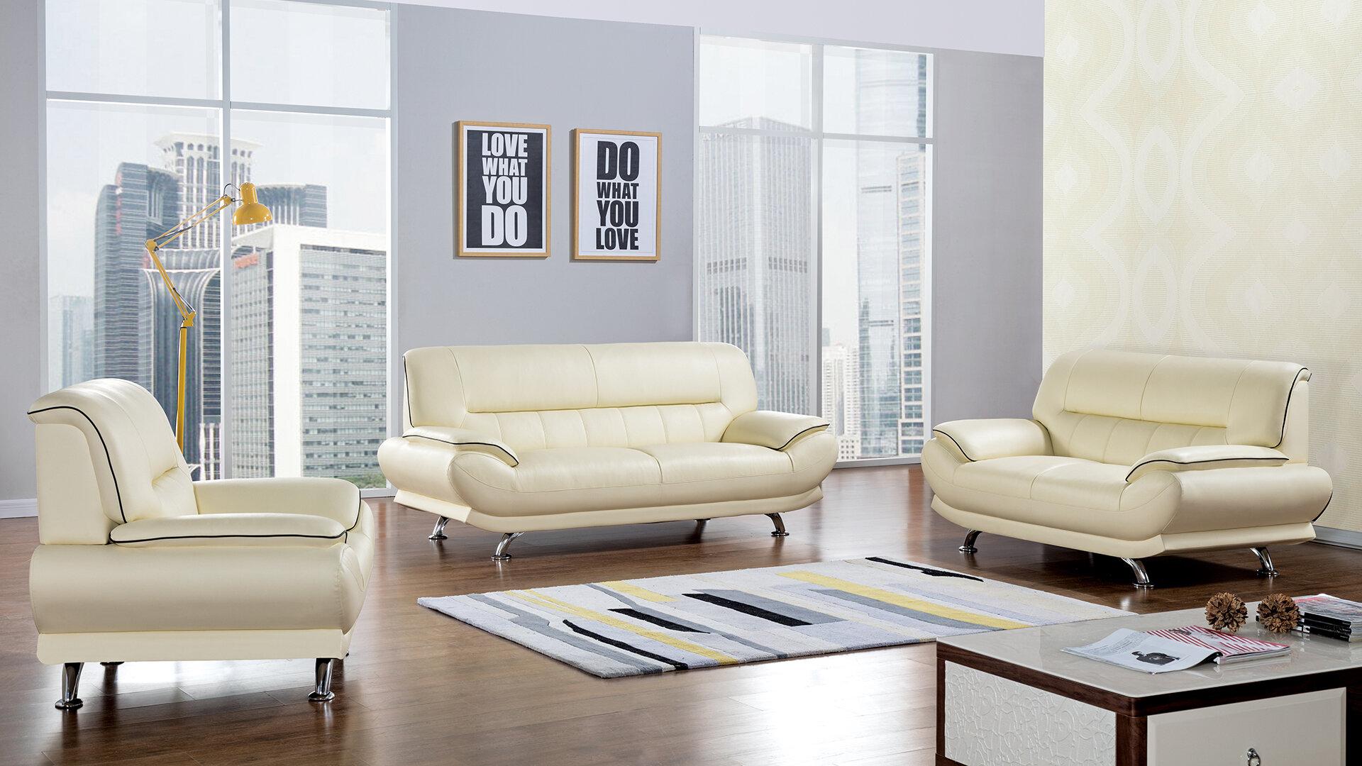 AmericanEagleInternationalTrading Arcadia Configurable Living Room ...