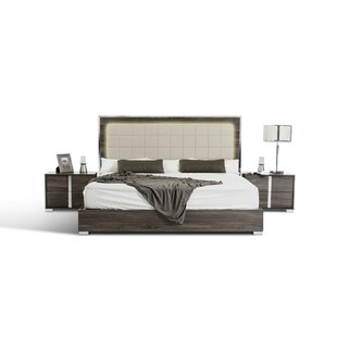 Orren Ellis Chretien Califonia King Platform Bedroom Set