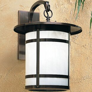 Berkeley 1-Light Outdoor Wall Lantern