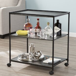 Nicolle Bar Cart by Union Rustic