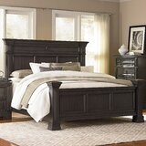 Derrell Standard Bed by World Menagerie