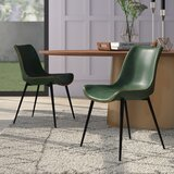 Rylee Upholstered Side Chair (Set of 2) by Mercury Row