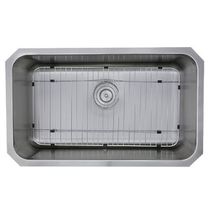 Nantucket Sinks Rectangle Stainless Steel..