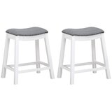 Montgomery 24.5'' Counter Stool (Set of 2) by Longshore Tides