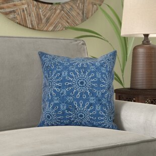 Replogle Geometric Outdoor Throw Pillow