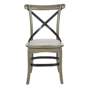 Heffner Upholstered Dining Chair (Set of 2)