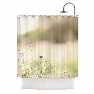 Shimmering Light Single Shower Curtain