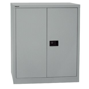 Universal 2 Door Storage Cabinet By Bisley