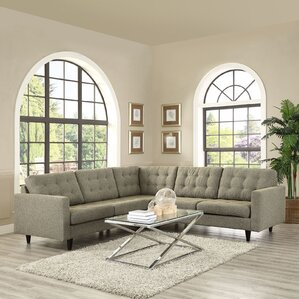Princess Empress Sectional by Modway