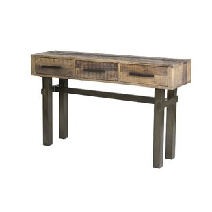 Union Rustic Langner Console Table
