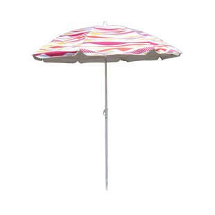 5' Beach Umbrella by Pure Weather
