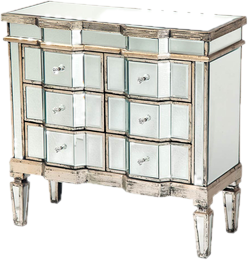 Mirrored Furniture You Ll Love Wayfair Co Uk