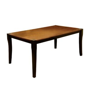 Bruckdale Dining Table by World Menagerie Wonderful