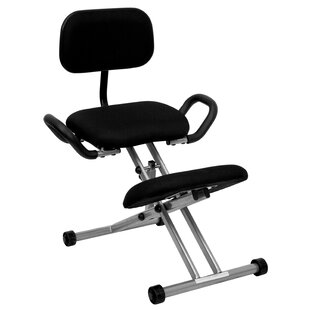 Woodyard Height Adjustable Kneeling Chair