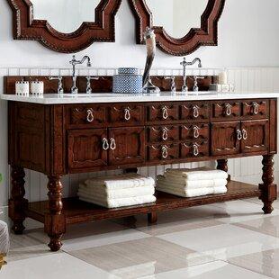 Elizabella 72 Double Bathroom Vanity Set by Astoria Grand