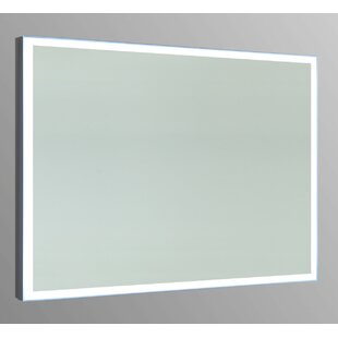 Best Reviews Ronan LED Bathroom/Vanity Mirror By Ebern Designs