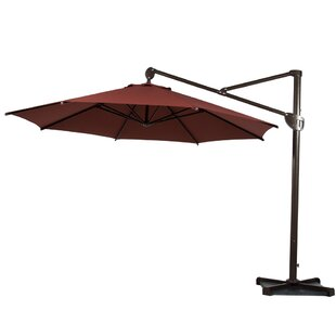 11' Cantilever Umbrella by Abba Patio