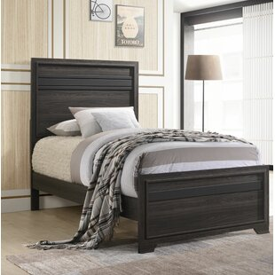 Jeter Panel Bed by Wrought Studio #2