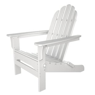Beachcrest Home Capewood Adirondack Chair