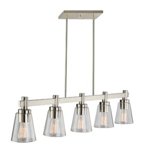 Find for Jina 5-Light Kitchen Island Pendant By Gracie Oaks