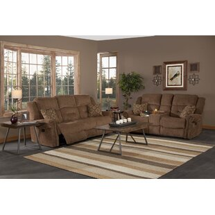 Saliba Reclining Configurable Living Room Set by Red Barrel Studio