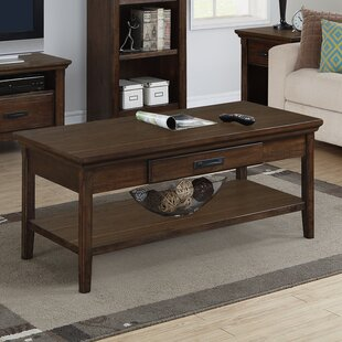 Compare & Buy Rockwell Coffee Table by Hazelwood Home