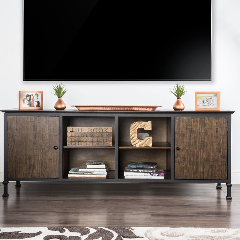 """17 Stories Johntai TV Stand for TVs up to 72"""""""