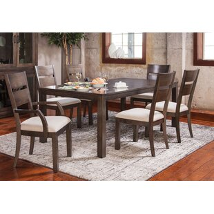 Hazelton Dining Table Gracie Oaks