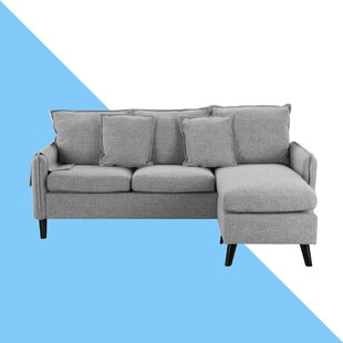 Fletcher Classic Small Space Reversible Sectional
