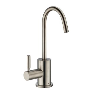 Whitehaus Collection Point of Use Single Handle Kitchen Faucet