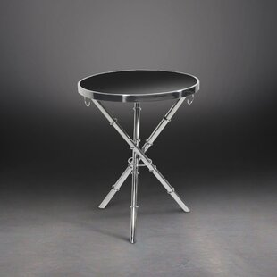 Deals Trinity End Table by RMG Fine Imports