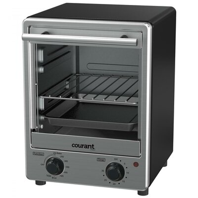 Courant Stainless Steel Toaster Oven
