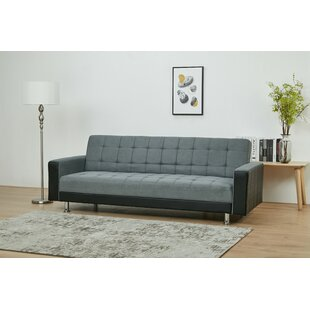 Recio 3 Seater Clic Clac Sofa Bed By 17 Stories