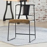Side Chair in Black by Magnolia Home