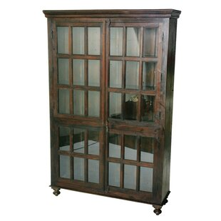 Peppers Curio Cabinet by World Menagerie