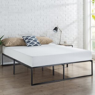 Uplander Platform Bed Frame By Marlow Home Co.
