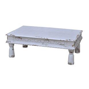 Sienna Ornate Carved Coffee Table