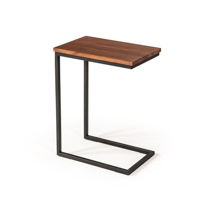 Brayden Studio Milewski Aged End Table