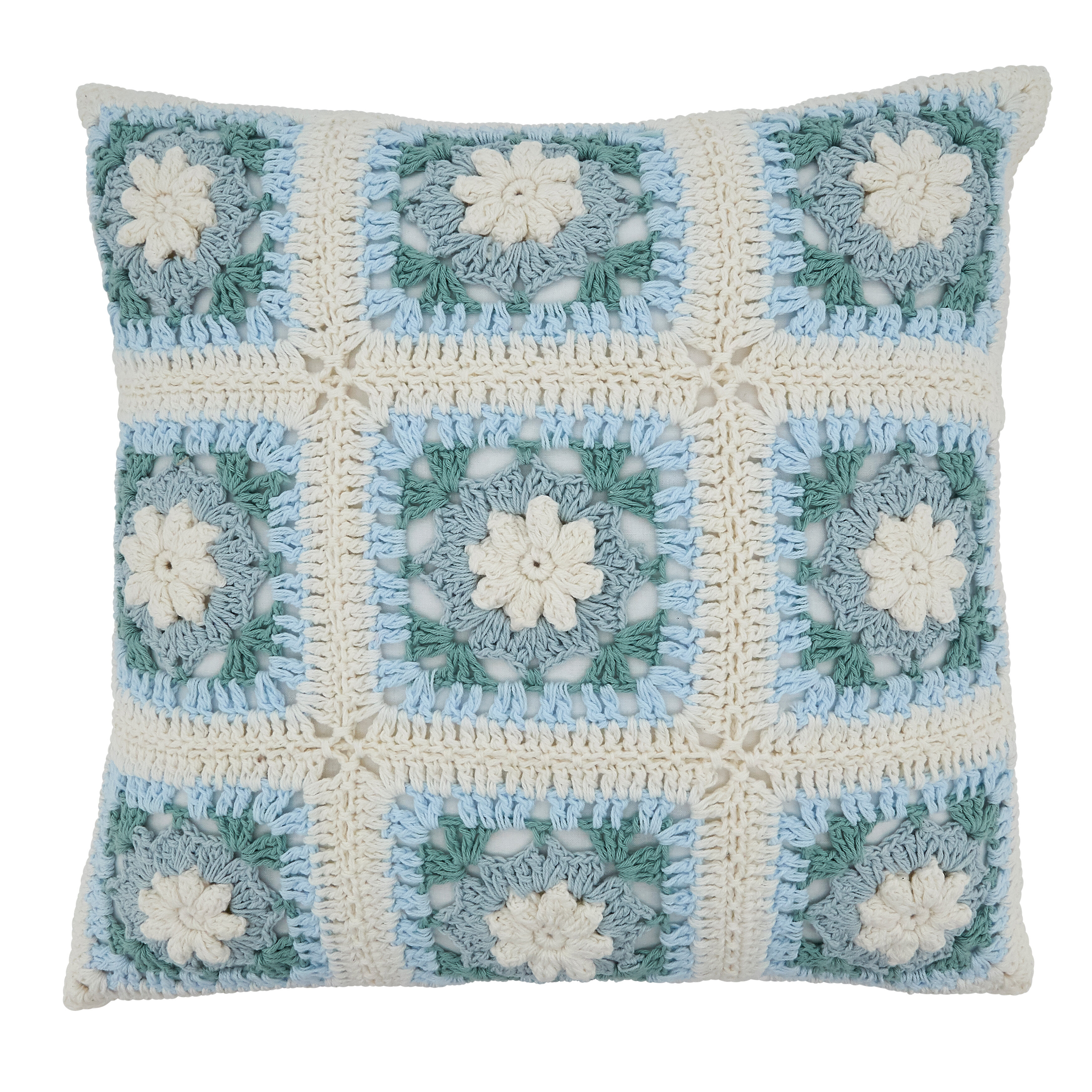 Bungalow Rose Fearne Cotton Geometric 16 Throw Pillow Cover Wayfair