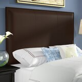 Sacha Leather Upholstered Panel Headboard by Red Barrel Studio®