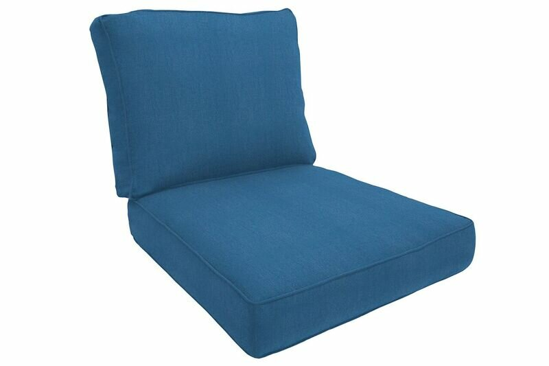 Eddie Bauer Sunbrella Lounge Chair Cushion Reviews Birch Lane