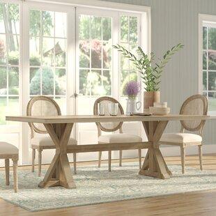 Arda Dining Table by Lark Manor