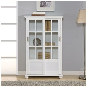 Wally Standard Bookcase  sc 1 st  Wayfair & Bookcases with Doors Youu0027ll Love | Wayfair pezcame.com