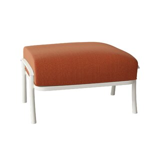 Montreux Ottoman with Cushion by Tropitone