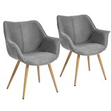 Kilpatrick Armchair (Set of 2) by George Oliver