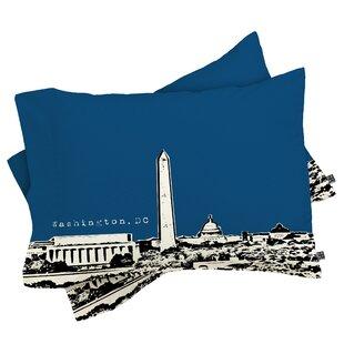 Bird Ave Washington Pillowcase