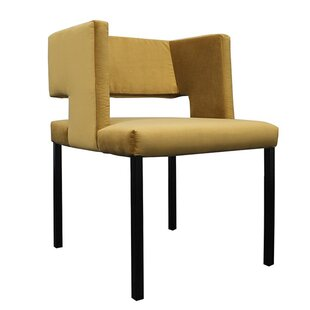 Lenora Upholstered Dining Chair by Sunpan Modern Wonderful