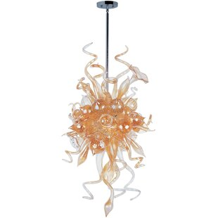 Brayden Studio Breault 6-Light LED Novelty Chandelier